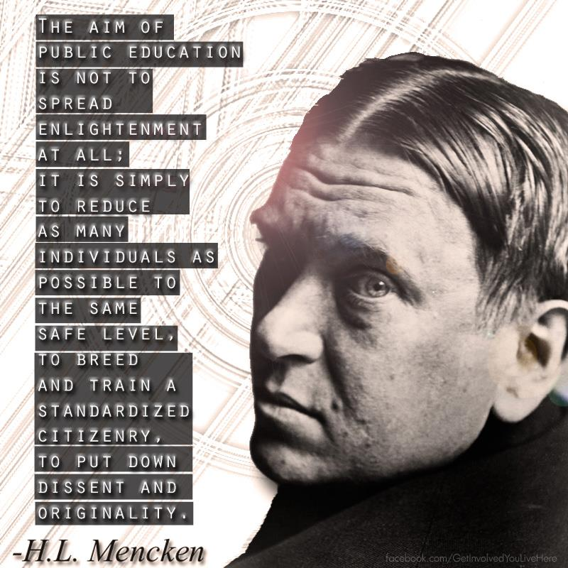 Image result for 1920 quote president mencken
