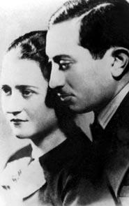 Cyla y Simon Wiesenthal