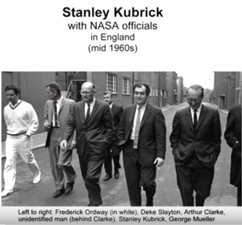 Image result for stanley kubrick apollo
