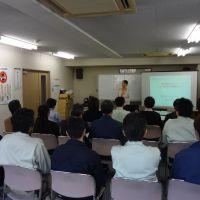 クリーニング事業者様でストロータワー研修の講師を務めました(宮城県仙台市)_trim_DSC00617