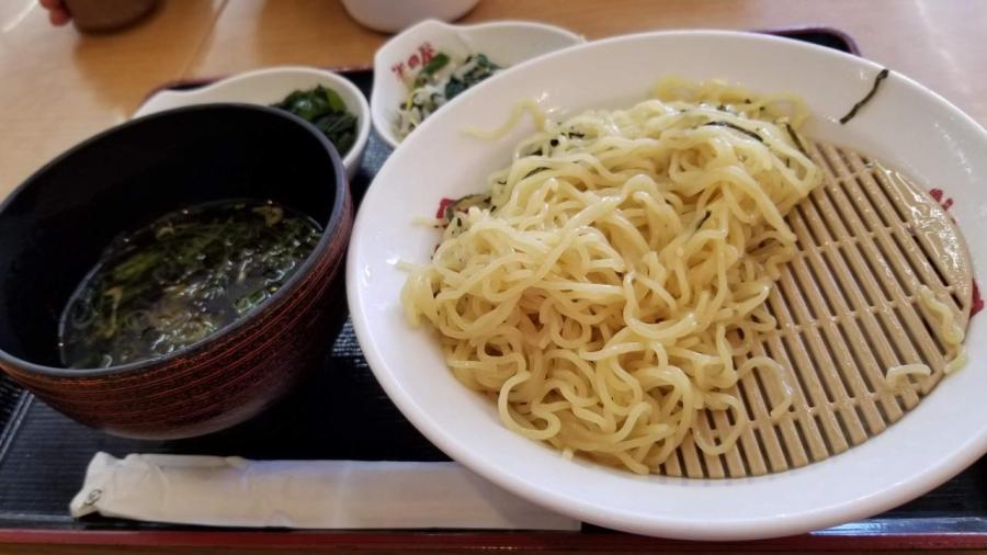 半田屋「つけ麺大盛」_20190625_102650(0)