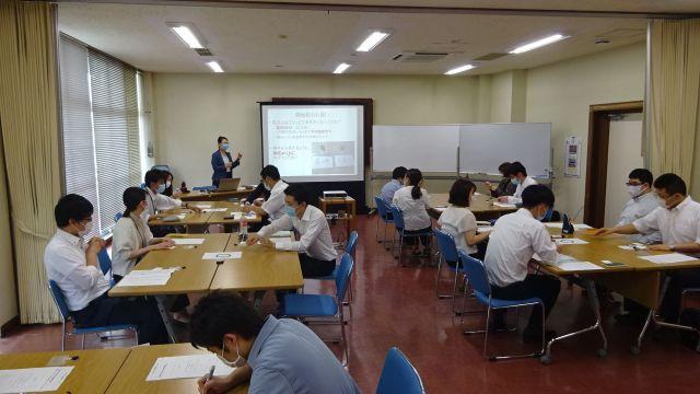 タイプ別コミュニケーション研修(町役場様)_DSC00139