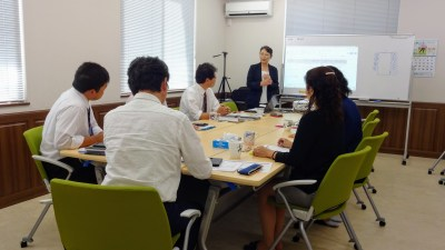 営業スタッフ育成(健康食品販売会社様)DSC02170