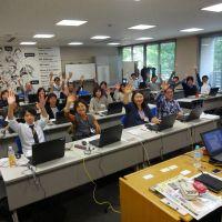 障害者就労支援事業所の売上拡大を支援しているNPOみやぎセルプ様主催で「WordでつくるPOP講座」の講師を務めました(宮城県仙台市)_DSC00046