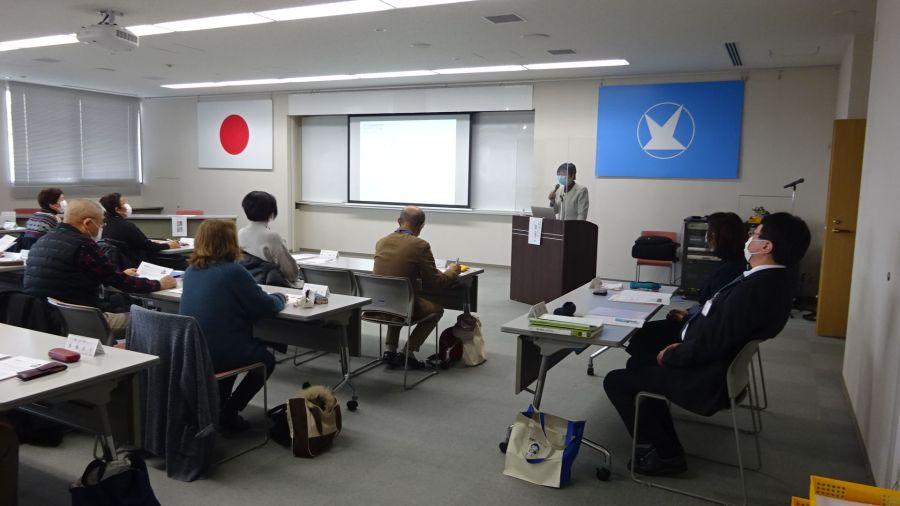 民生委員・児童委員の皆さんにハラスメント防止研修の講師を務めました(宮城県富谷市)_DSC00715