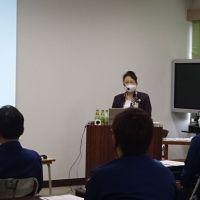 岩手県の製造業の会社様でハラスメント防止研修の講師を務めました(岩手県一関市)_DSC00536