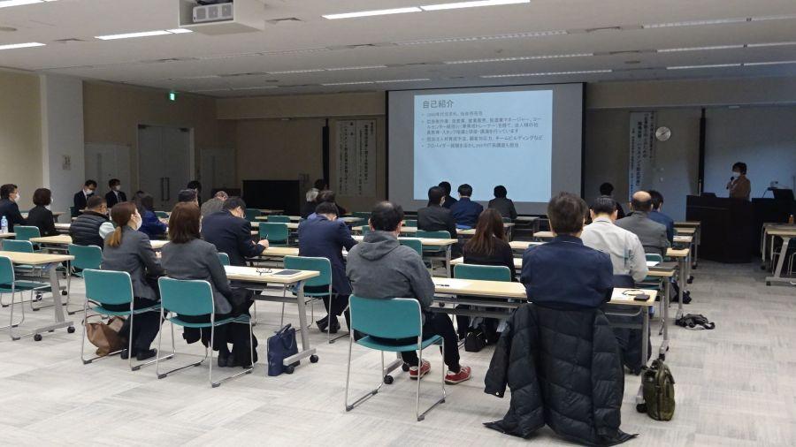 中小企業事業者様が対象のハラスメント防止セミナーで講師を務めました(宮城県石巻市)_DSC00803