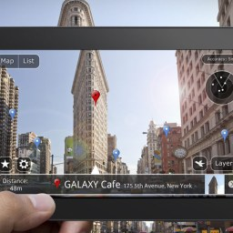 Augmented Reality in Samsung – Just Capture An Image to Reach Anywhere