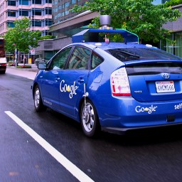 Google Driverless Car –  Data Stored in The Car Memory