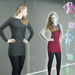 This Ingenious Augmented Reality Mirror will Take Telepresence to A New Level