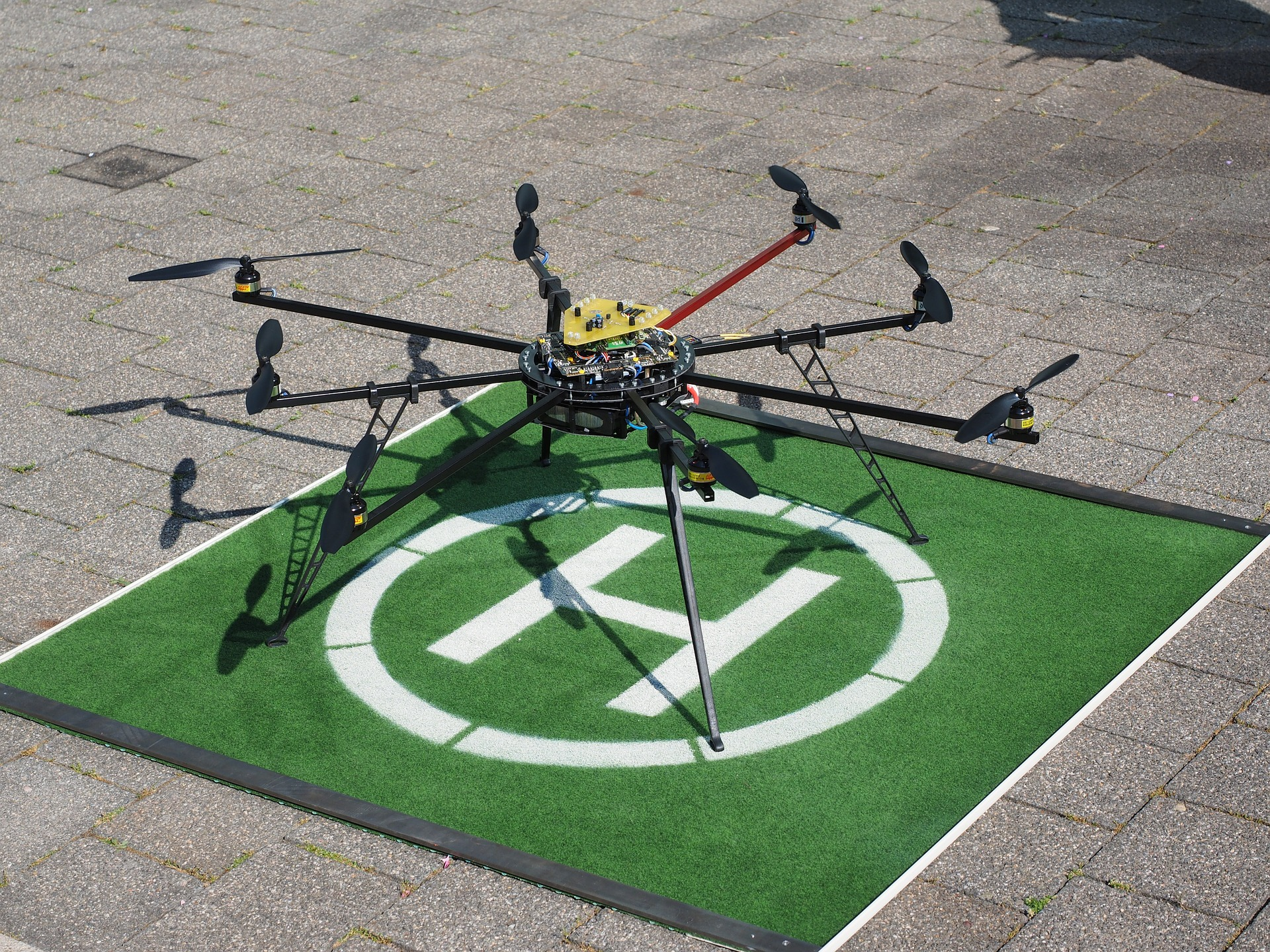 Qualcomm just fixed a major problem in Drone Landings