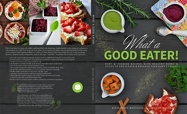 Pre-Order the What a Good Eater Cookbook Today!