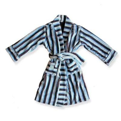 Bizoux Bizoux Striped Robe for Baby Boys