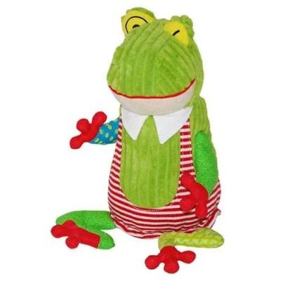 Croakos Deglingos the Frog