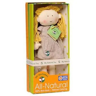 miYim All Natural Blonde Doll