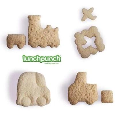 Lunch Punch Sandwich Shape Cutter