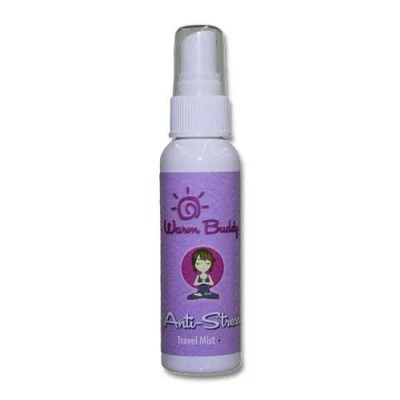 Anti-Stress Travel Mist by Warm Buddy