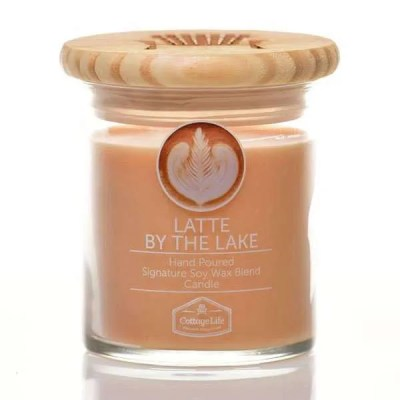 Latte By The Lake Candle