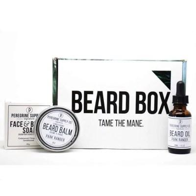 Beard Box Care Pack