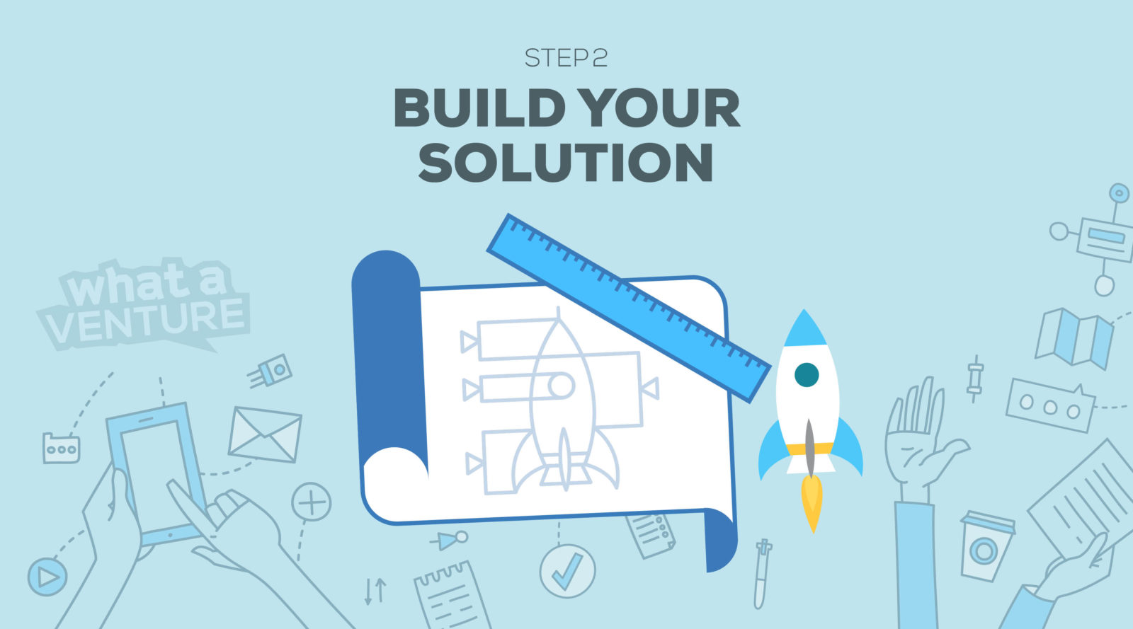 Step 2: Build Your Solution – 6 Steps To Turn Your Business Idea ...