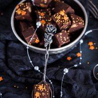 Schokoladenfudge (Resteverwertung)