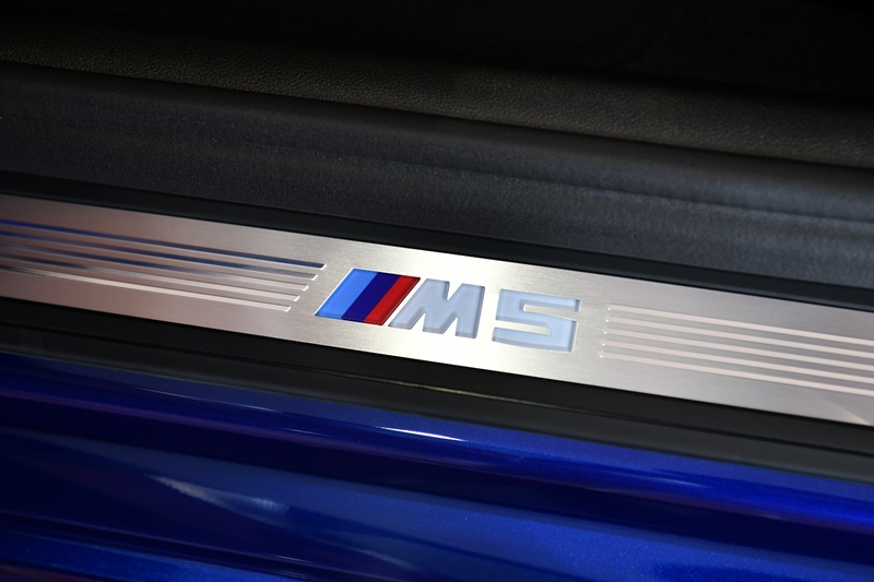 Exclusive Preview of the All New BMW M5 16