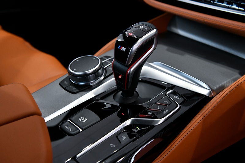 Exclusive Preview of the All New BMW M5 6