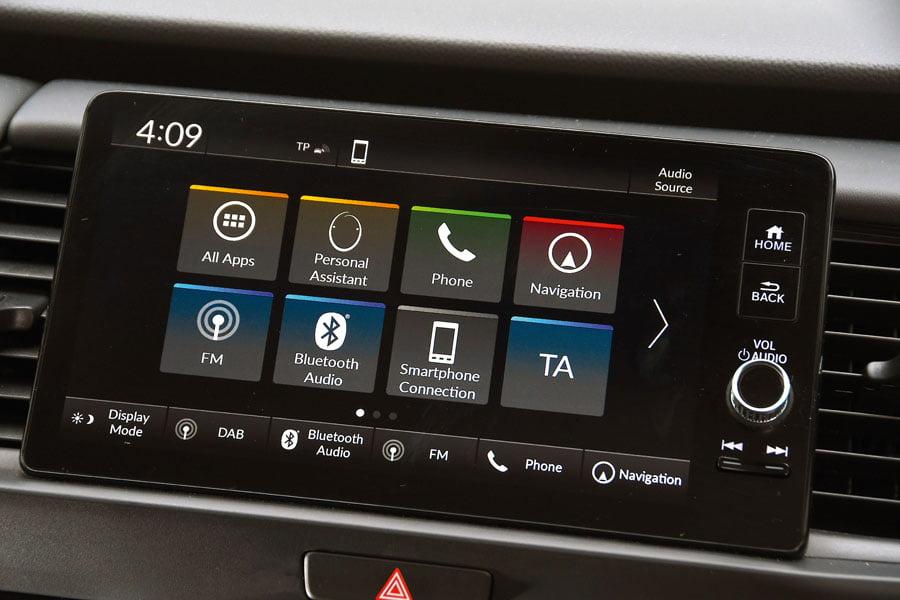 Honda Jazz 1.5 i-MMD Hybrid SR
