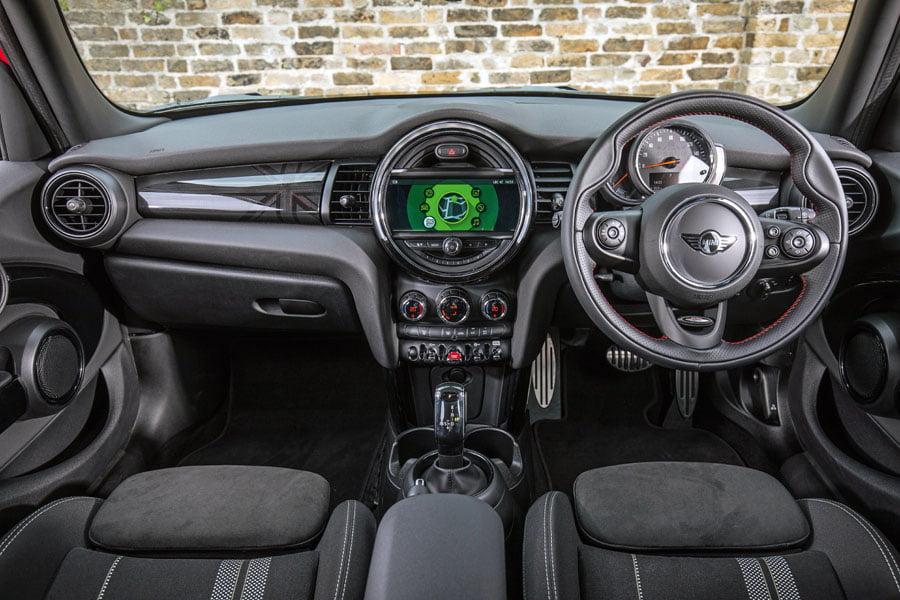 Mini 3dr Cooper Exclusive Comfort/Nav
