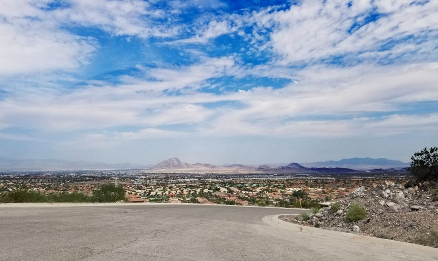 An image of a Henderson Nevada Landscape.
