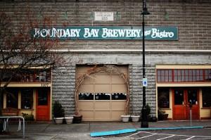 boundary bay brewery