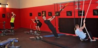 bellingham gym