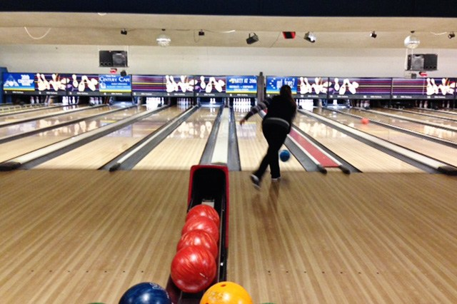 bowling bellingham