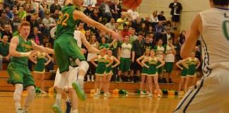 lynden basketball