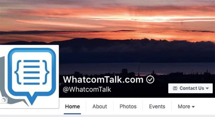 WhatcomTalk Community Social Network