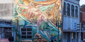 Whatcom County murals