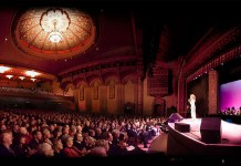 Mount Baker Theatre Full House