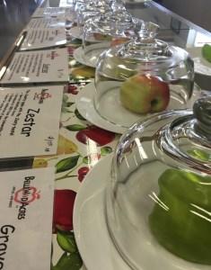 BelleWood Acres apple testing