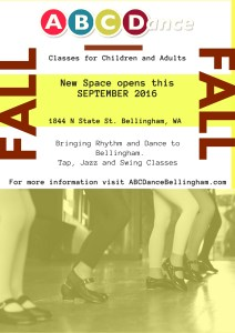 PreK Combo Dance Class @ ABCDance | Bellingham | Washington | United States