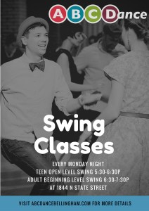 Teen Swing @ ABCDance | Bellingham | Washington | United States