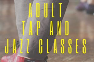 Adult Absolute Beginners Tap Dance @ ABCDance | Bellingham | Washington | United States