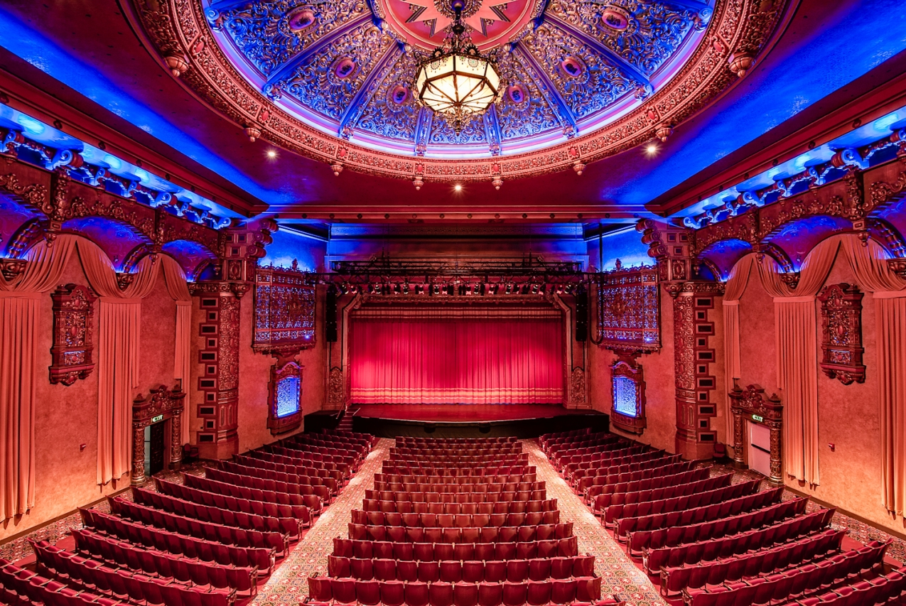 Saving Historic Movie Palaces Like Bellingham S Mount