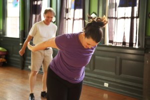 ABCDance features a large adult dance program from jazz to tap and swing dance. Photo credit: JmWorks.