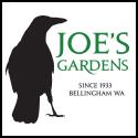 Joe's Gardens Logo