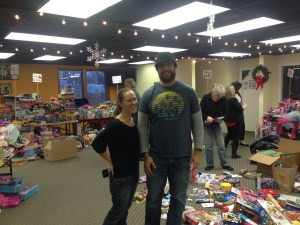 The Whatcom Dream offers a variety of services, from Financial Literacy classes to their annual Community Toy Store project that serves families who face financial hardship during the holiday season. Photo courtesy: The Whatcom Dream.