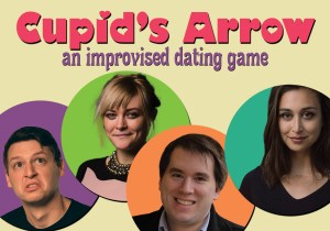 Cupid's Arrow - an improvised dating game @ The Upfront Theatre | Bellingham | Washington | United States