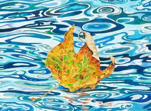 EMERGING NATURE: Paintings by Mike Bathum @ Jansen Art Center | Lynden | Washington | United States