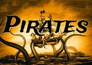 Pirates - an improvised comedy @ The Upfront Theatre | Bellingham | Washington | United States