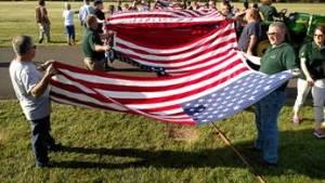 Festival of Flags @ Greenacres Memorial Park in Ferndale