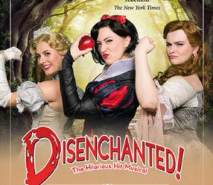Disenchanted! @ Mount Baker Theatre   Bellingham   Washington   United States